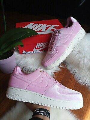 Men's Nike Air Force 1 '07 PRM 2 Light Soft PinkSail 10