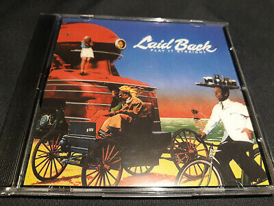 Laid Back - Play It Straight RARE CD