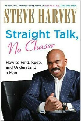 Straight Talk, No Chaser: How to Find, Keep, and Understand a Man  PDF b00k ✔️