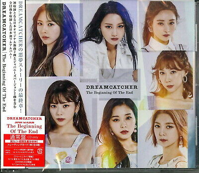 Dreamcatcher-The Beginning Of The End-Japan Cd F56