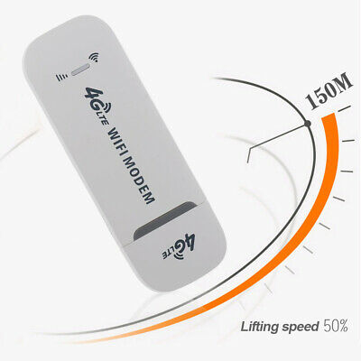 4G LTE High-Speed Router WiFi Modem Stick USB Dongle Network Card Wireless