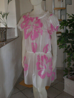 Adult Baby Pvc Kleid Nachthemd Dress Nightgown Size  Xl-Xxl