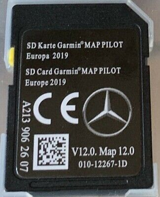 Ford MFD 2019 SD Karte Card Europa Europe Turkey V9 Navigation Navi i2013212