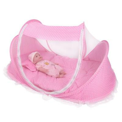 Infant Tent Foldable Beach Garden Baby Mosquito Net Bed Canopy Beach Sun Shelter