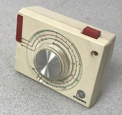 Posso electronic timer for photographic darkroom Mod No.950