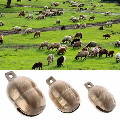 Cow Horse Sheep Grazing Bell Dog Cattle Farm Animals Anti-Lost Loud Bell Hot
