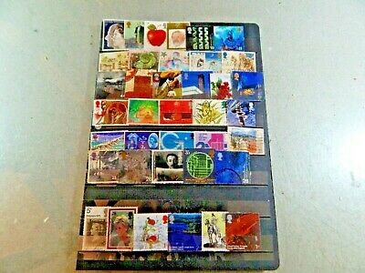 276 Stamps from Great Britain.