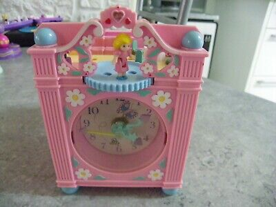 Pendule  Polly Pocket 1 Personnage