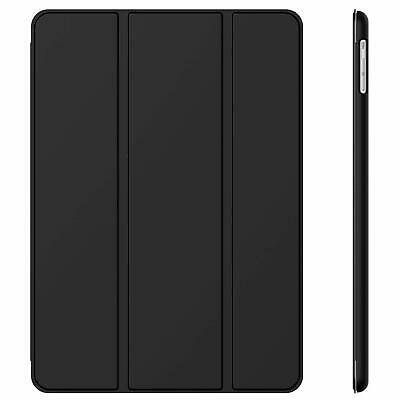 Case for Apple iPad Air 1st Generation Smart Cover with Auto Sleep/Wake (Black)