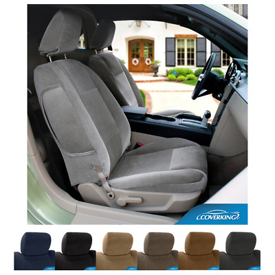 Velour Coverking Custom Fit Seat Covers For Nissan Leaf