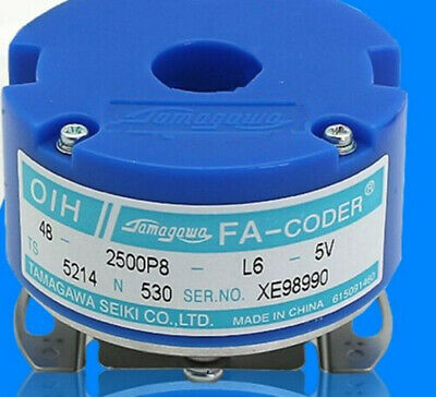 1PC New TAMAGAWA Encoder TS5214N530 OIH48-2500P8-L6-5V