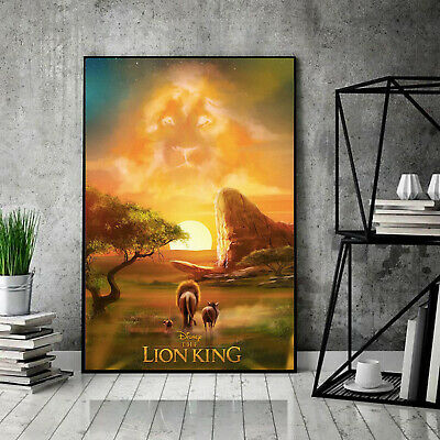 Disney The Lion King Poster for all The Lion King Lovers 12-48'' No Frame