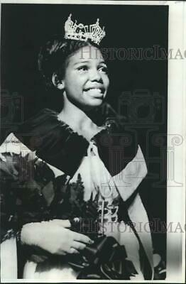 1973 PRESS PHOTO Miss Iowa Cheryl Browne to compete in Miss America pageant