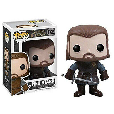 Game of Thrones Ned Stark Pop! Vinyl Collectible Toy Figure New in Display Box