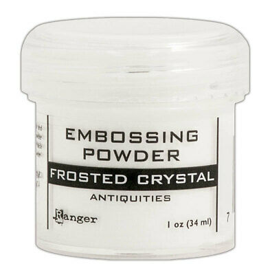 Ranger Embossing Powder Frosted Crystal