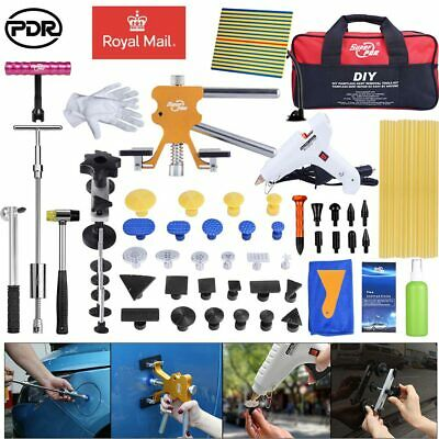 65× PDR Tools Paintless Hail Repair Removal Dent Puller Lifter Auto Body Repair