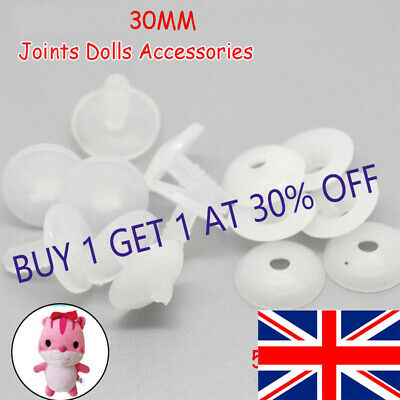 Plastic Animal Joints for Dolls Soft Toy/Teddy Bear Making 30mm Hot Sale