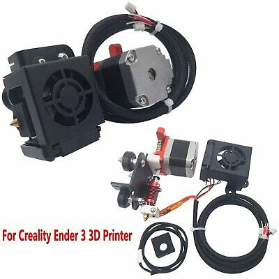 Para Creality Ender 3 Impresora 3D Extrusor Set Extruder Drive Feed Hot End Kit