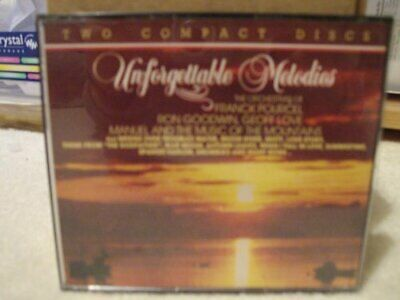 Various - Unforgettable Melodies (CD) (1991)