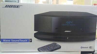 Bose Wave Soundtouch Music System Iv (esp Black)