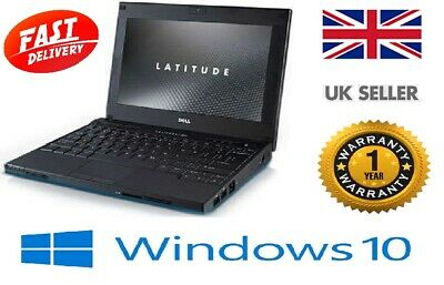 Cheap Fast Kids Student HP DELL Lenovo Netbook Laptop 4GB 320GB WiFi Win10