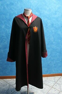 Mantello Cosplay Harry Potter Grifondoro Donna