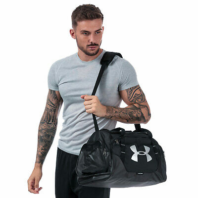 Under Armour Undeniable Small Duffle 3.0 Bag in Black - One Size