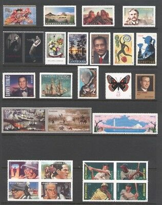2012 U.s. Commemorative Year Set *57 Stamps* Mint-Nh