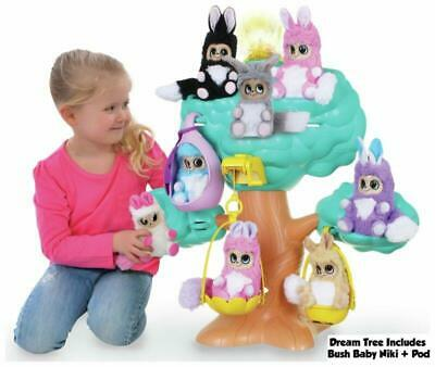 Kids Children Toys Baby Bush Toy World Dream Tree Playset Fun Play Games Collect