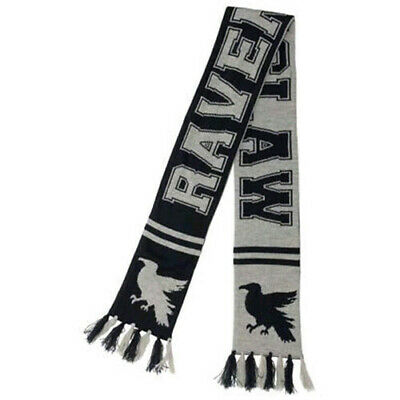 Officially Licensed Harry Potter Ravenclaw Reversible Knit High Quality Scarf