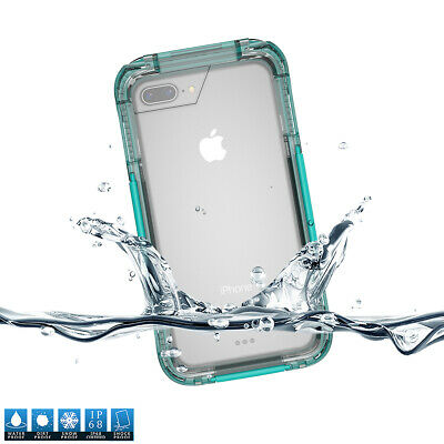 For iPhone 7 Plus/8 Plus Waterproof Heavy-Duty Full Body Case Cover Protector
