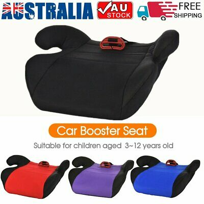 Car Booster Seat Chair Cushion Pad For Toddler Children Child Kids Baby Sturdy