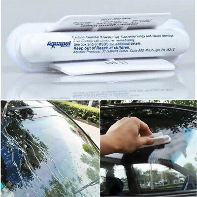 Useful 1x Applicator Windshield Glass Treatment Water Rain Repellent Repels Hot