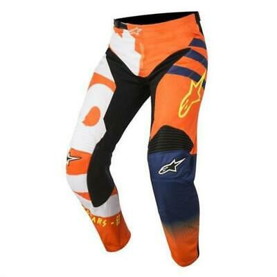Alpinestars Racer Hose Kinder 26 135-146cm Kids youth pant Motocross Mx Orange