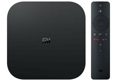 Xiaomi Mi TV Box S 4K Set Top Android Streaming Box WLAN Internet-TV Box