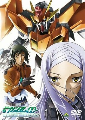 Mobile Suit Gundam 00 Second Season Vol.2-Japan Dvd O75
