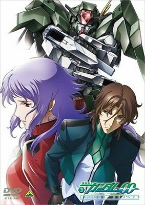 Mobile Suit Gundam 00 Second Season Vol.3-Japan Dvd O75