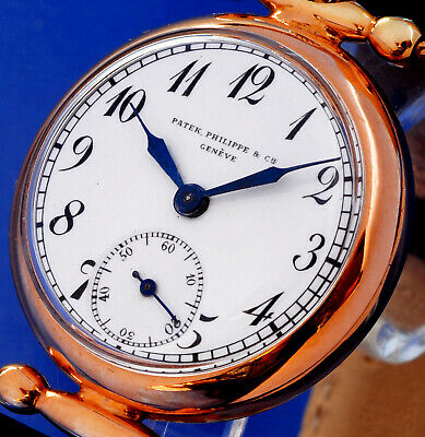 Awesome Solid 14K Patek Philippe & Co Geneva Chronometer - 1878