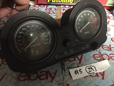 BMW R1150 RT MPH Clocks Clockset Speedo #5