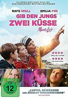 Gib den Jungs zwei Küsse - Mum's List by Niall Jo... | DVD | condition very good