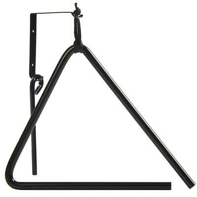 Triangle Dinner Bell made of Chuckwagon Cast Iron - Includes Medal Hanger...