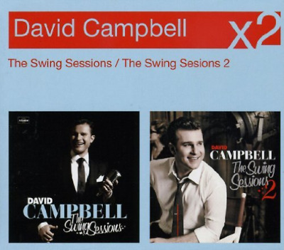 Campbell,David-Swing Sessions 1 & 2 Cd New