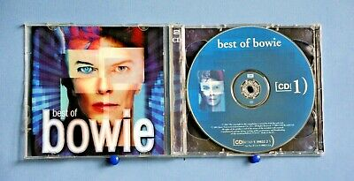 David Bowie – The Best Of David Bowie - 39 Track 2002 2Cd