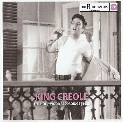 Elvis Presley The Hollywood Recordings King Creole 1958