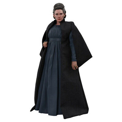 "Approx 28cm Tall Star Wars Leia Organa Episode VIII the Last Jedi 12"" 1:6 Fig"