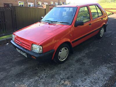Nissan Micra k10, 5 Door, Rare Auto, Only 36k, Lady Owned 21 years! Original!