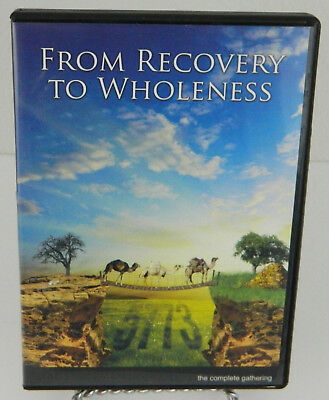 From RECOVERY To Wholeness The Complete GATHERING  4-Disc Set Glory of Zion