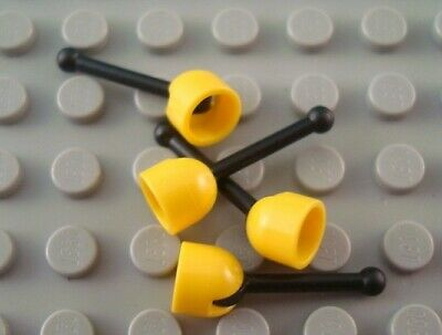 antenna, switch, shift, control LEGO // 100 NEW Lt Gray Levers # 4592 /& 4593
