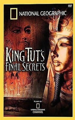 King Tuts Final Secrets (DVD, 2005)