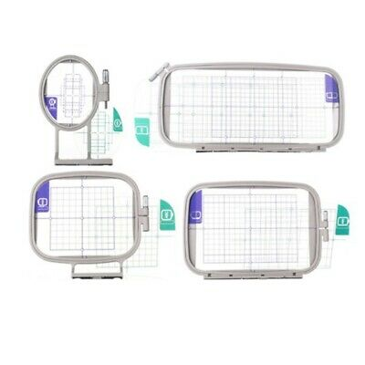 Sew Tech Embroidery Hoops for Brother Embroidery Machine Frames Set Innov-IS8Z4